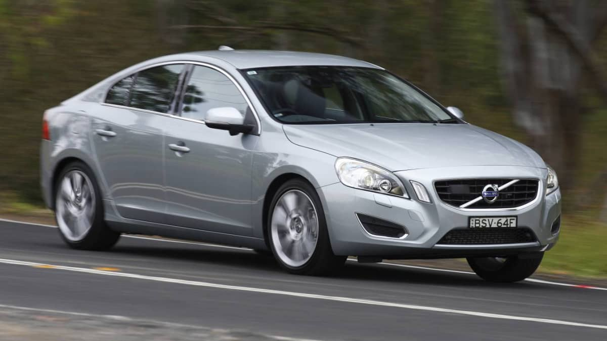 Volvo S60 T6 Review