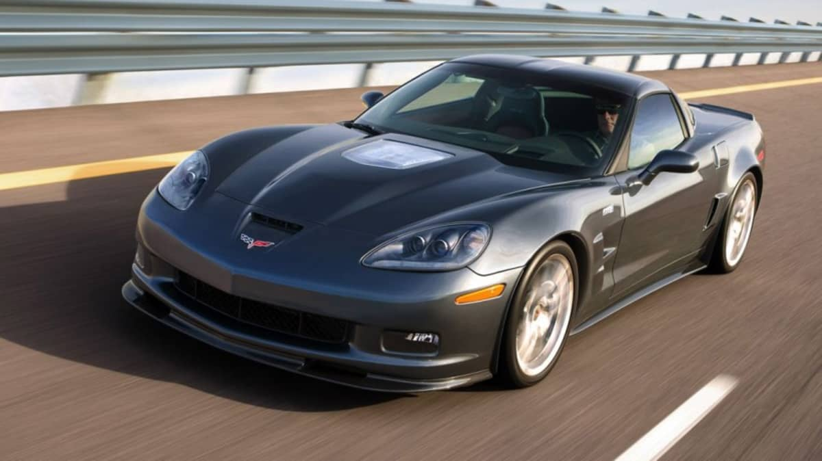 Chevrolet Corvette ZR1 Replacement A Reality, And It's Mid-Engined: Report