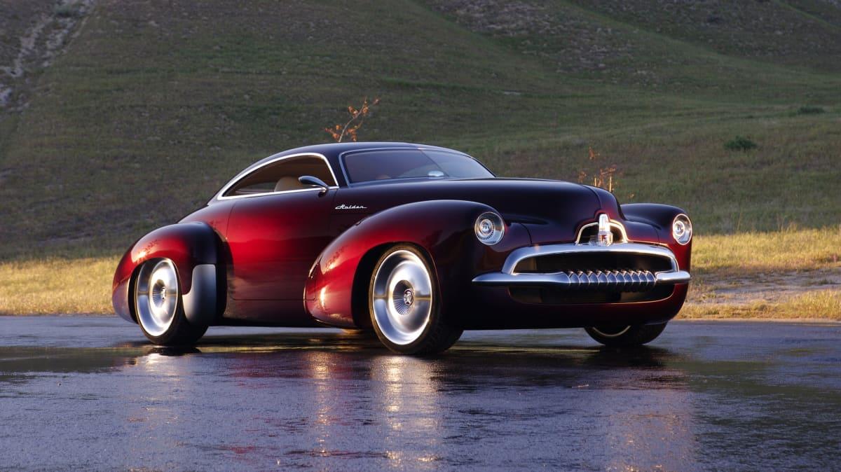 Remember when: Australia's greatest concept car