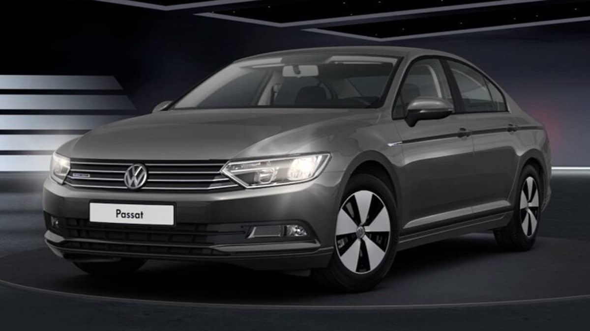 Volkswagen Passat Bluemotion Sips Just 3.7 L/100Km