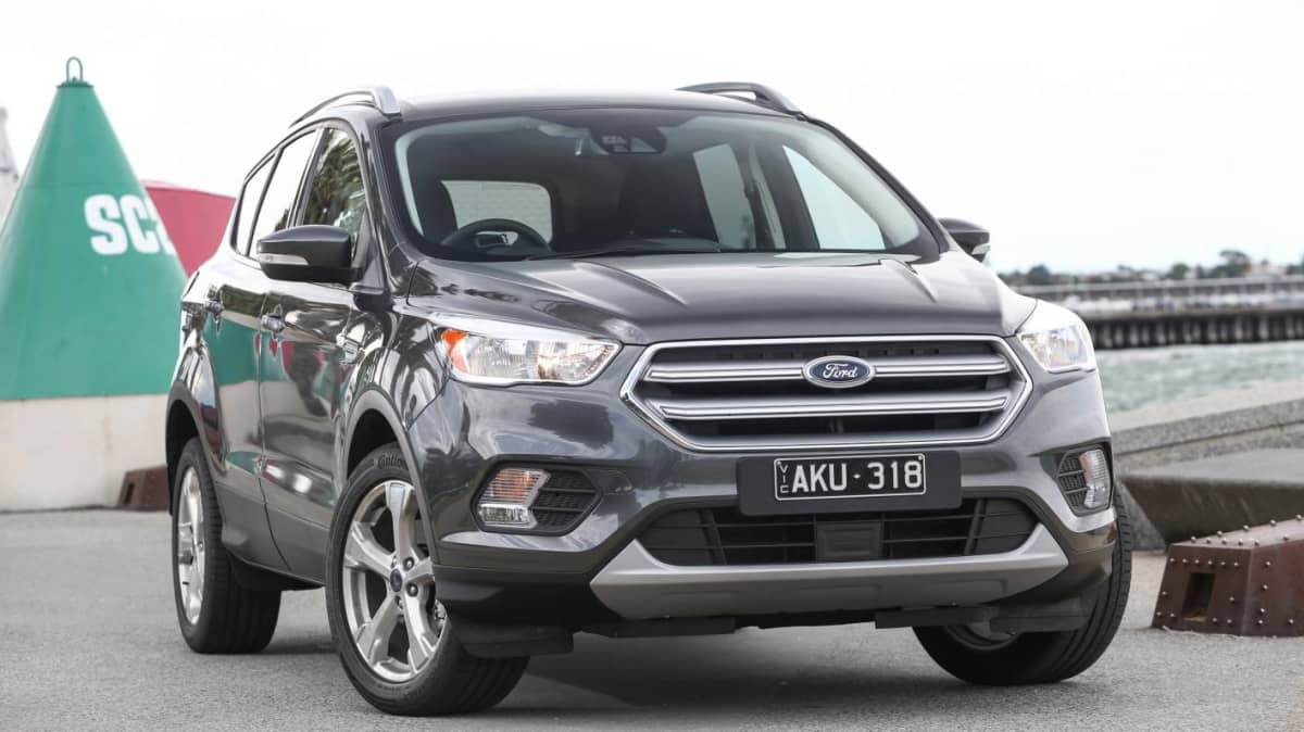 2017 Ford Escape - Price And Specifications For Australia