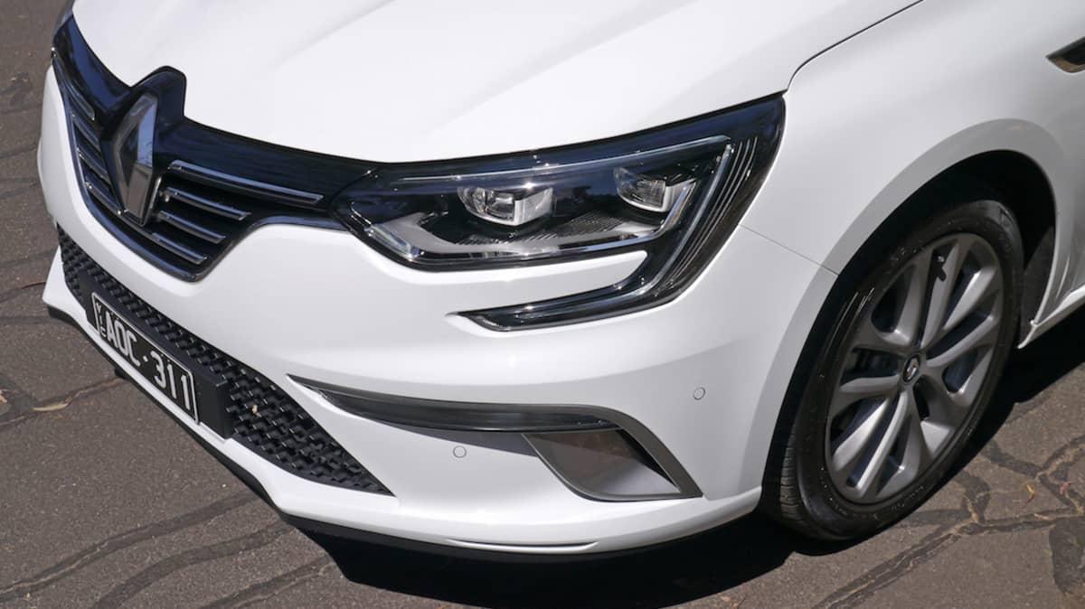 2017 Renault Megane GT-Line Wagon