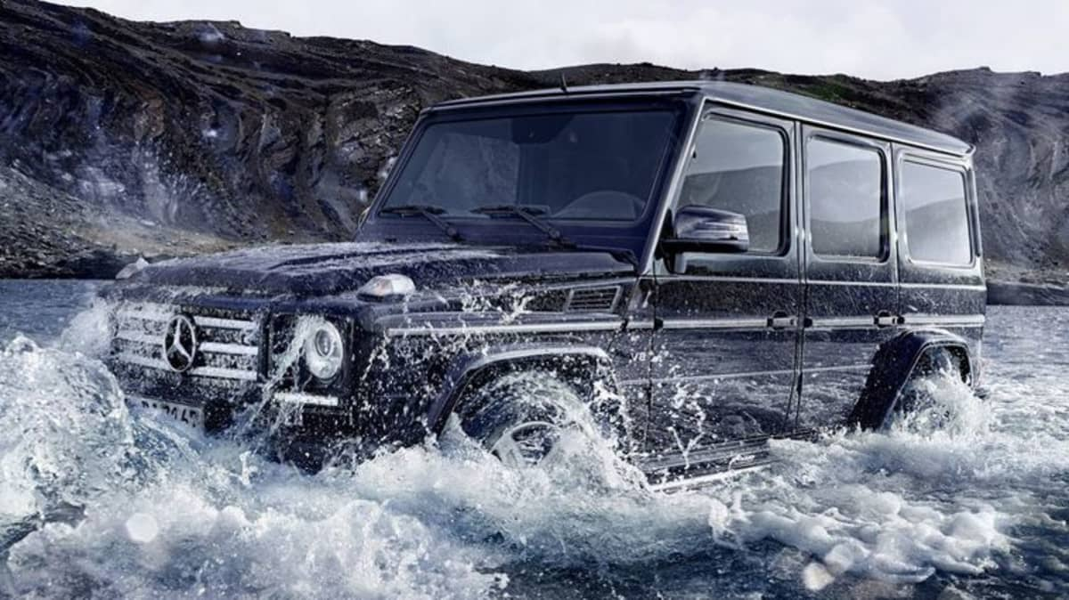 Next Mercedes-Benz G-Class To Add Luxury Without Diminishing Ability