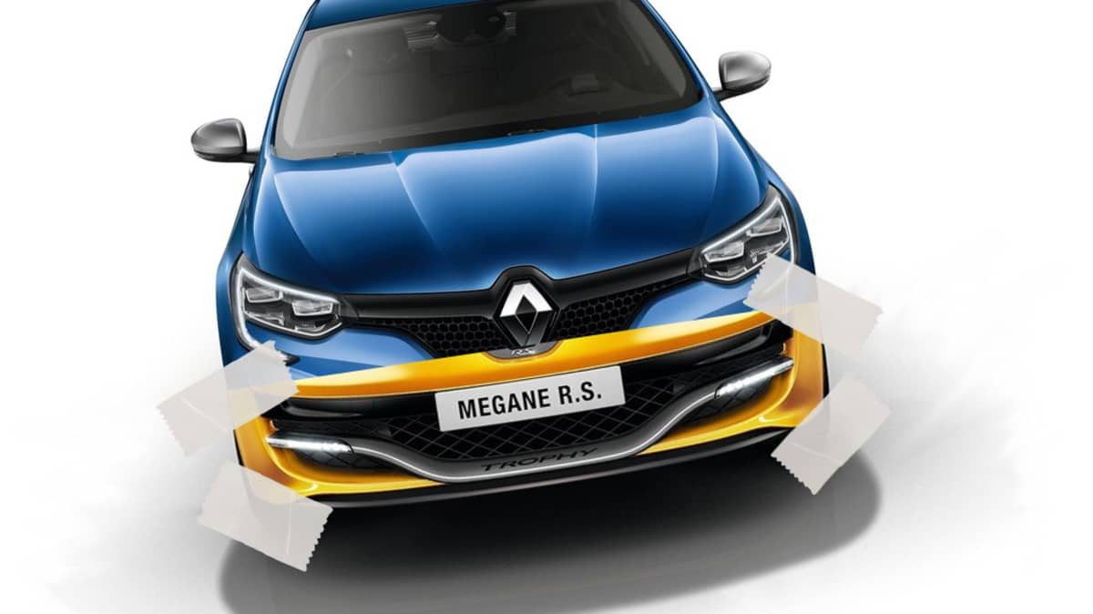 Renault Megane RS To Offer Both Manual And Automatic Options - Nurburgring Record The Goal
