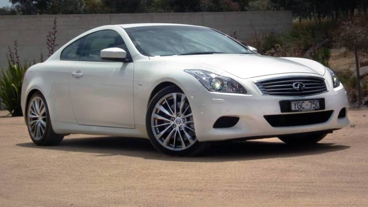 2013 Infiniti G37 Coupe And Convertible Launch Review