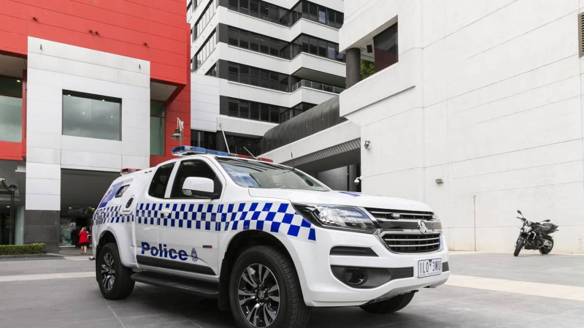 Holden Wins Victoria Police Divisional Van Supply Contract