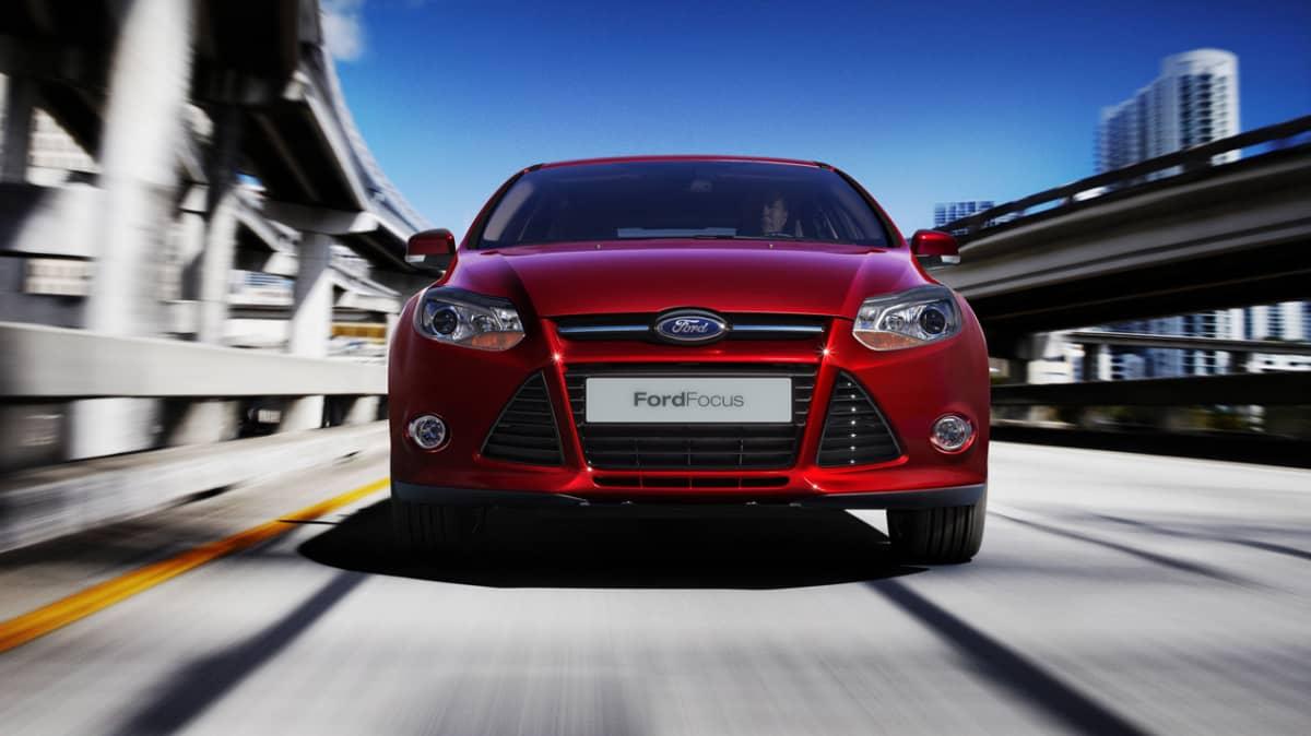 Next-Generation Ford Focus