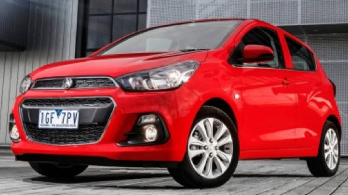 Why Australia's Holden Spark features four less airbags than US model