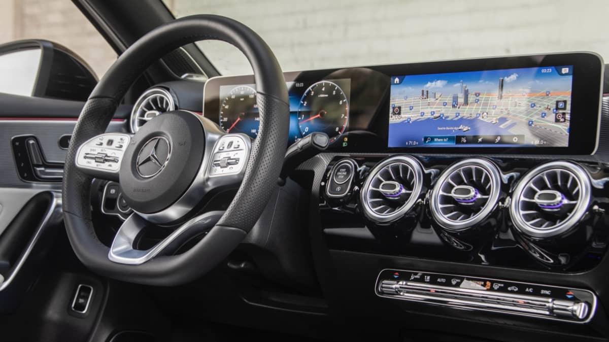 2018 Mercedes-Benz A-Class sedan first drive review-2