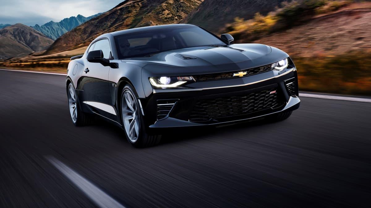Chevrolet Camaro 2018 new car review-4