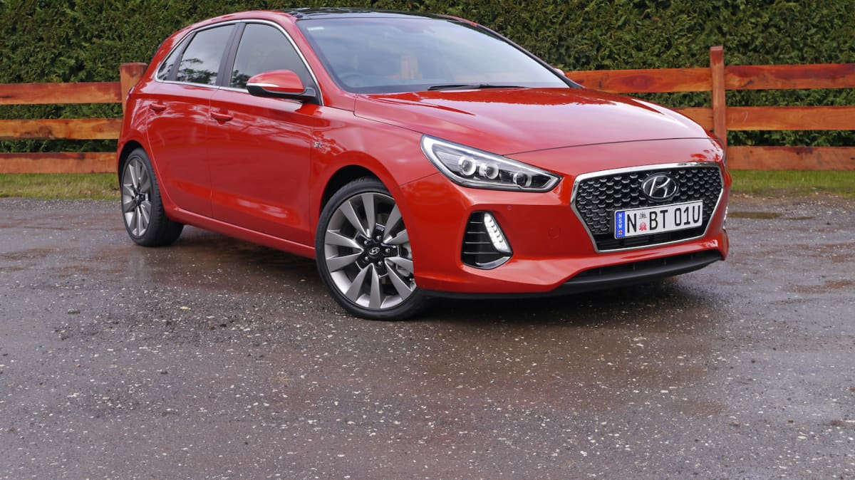 2017 Hyundai i30 SR Premium Auto Review   Hyundai Threatens Rivals With Its Best Small Car Yet