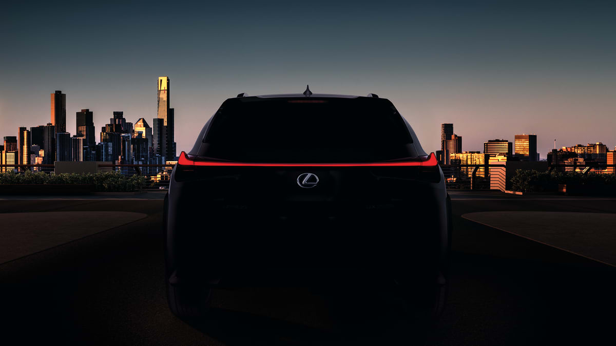 The UX will make its production debut at the Geneva motor show.