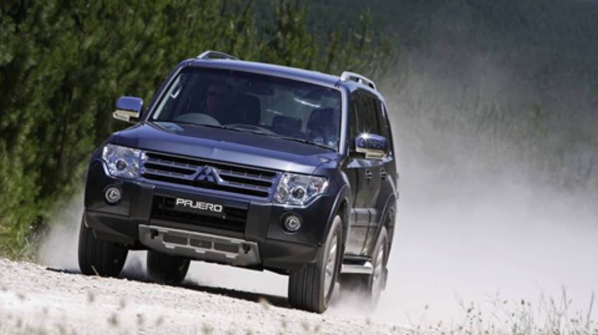 2009 Mitsubishi Pajero: More Power For Less Fuel
