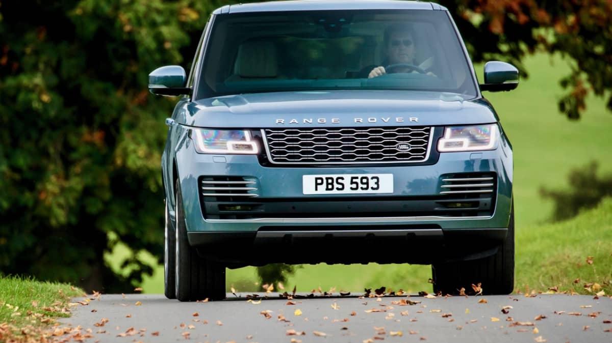 Range Rover Hints At Super-Luxury Two-Door