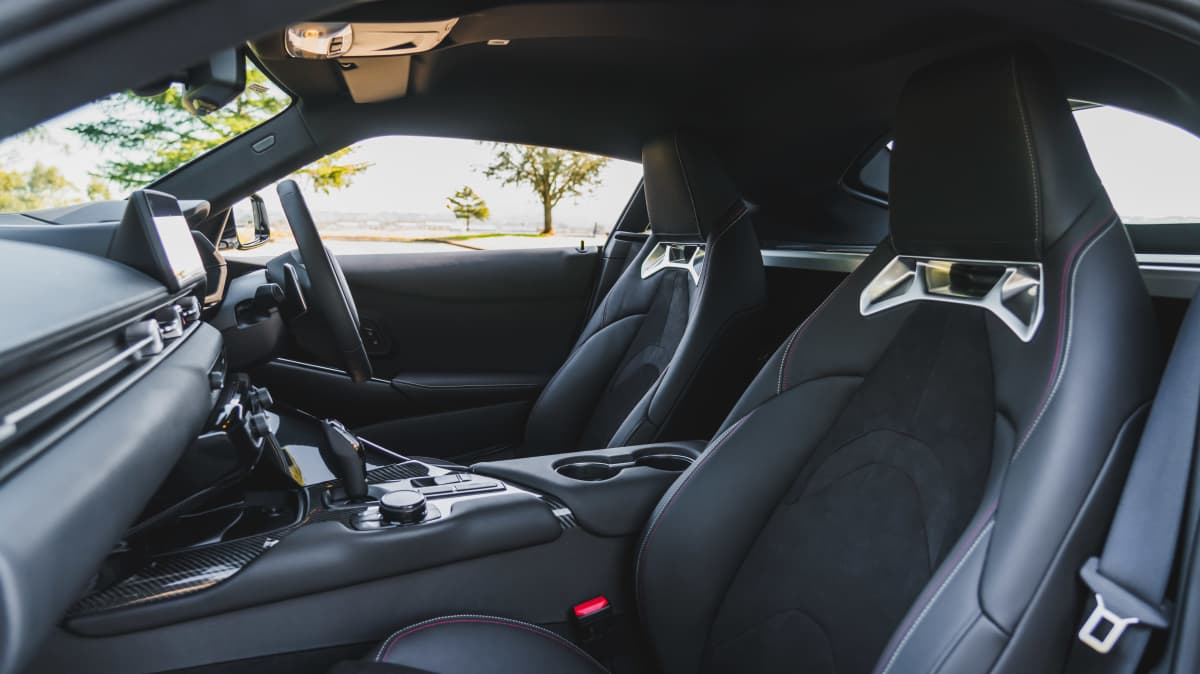 Australian First Drive: 2020 Toyota Supra GR Review-1