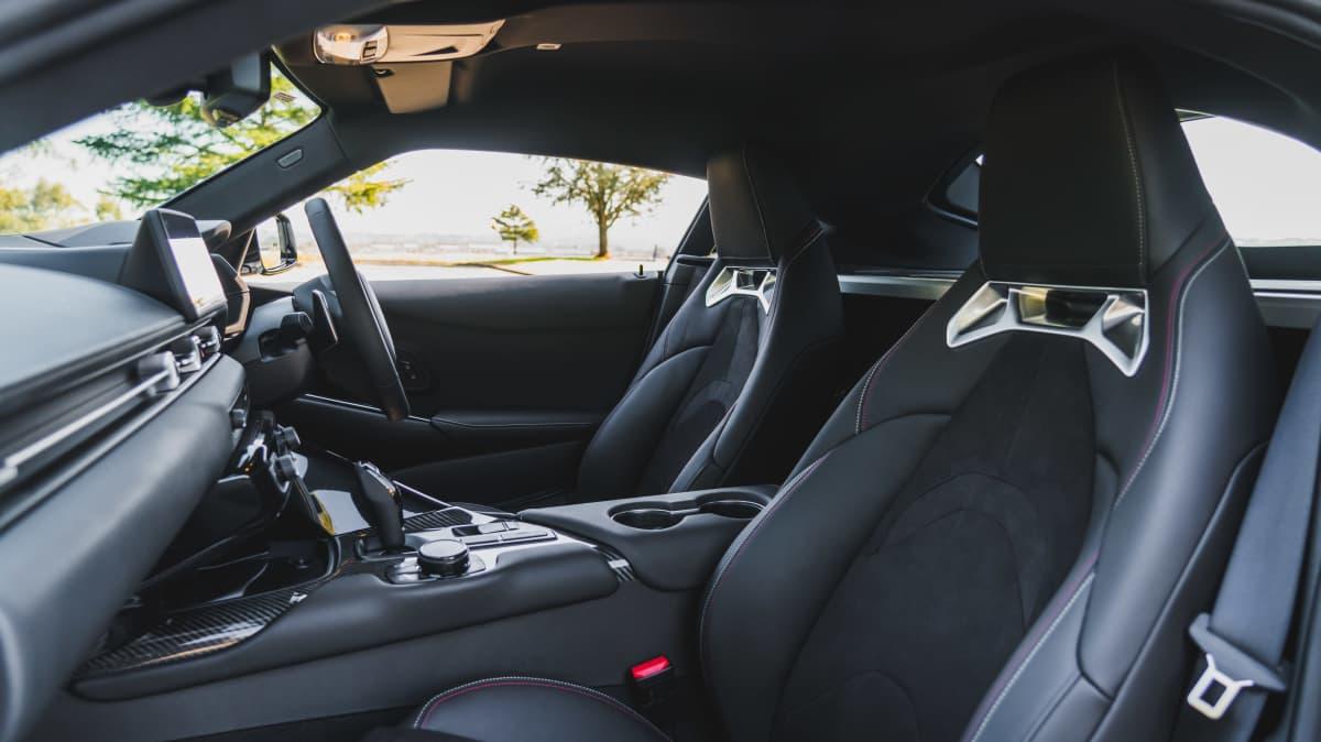 Australian First Drive: 2020 Toyota Supra GR Review-0