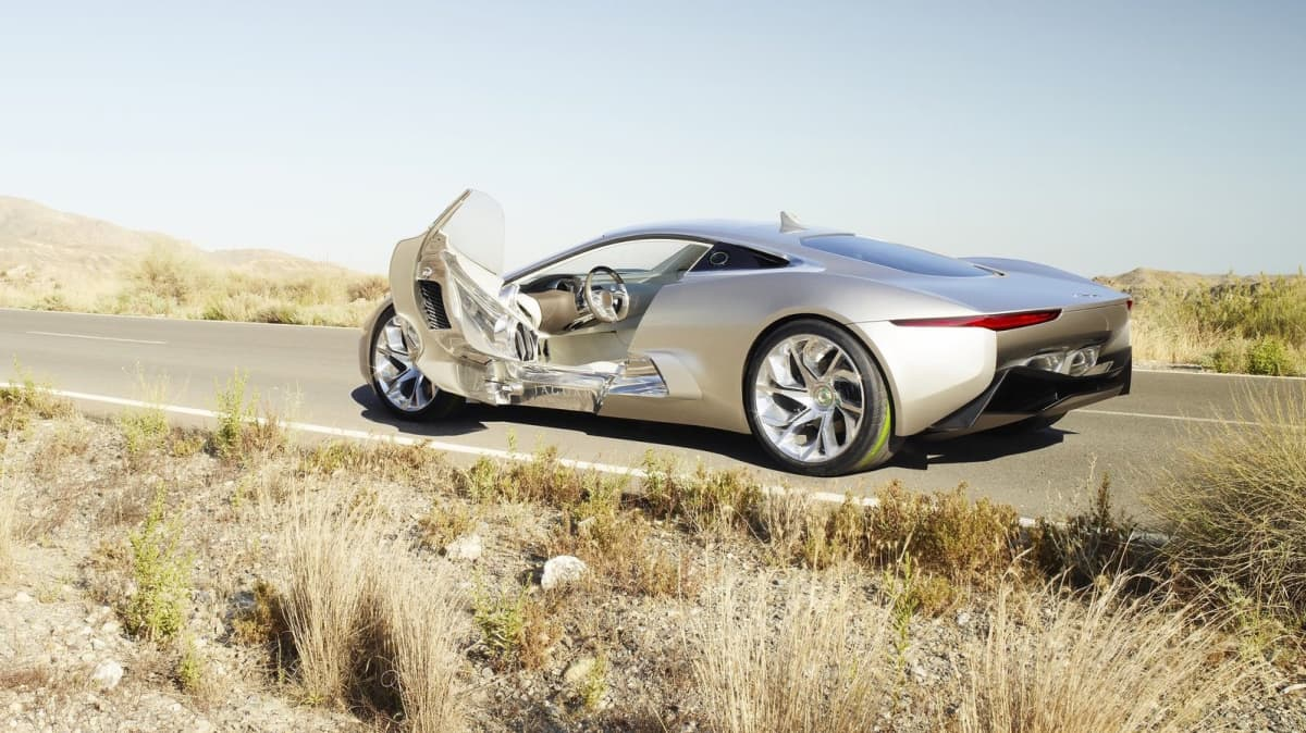 Jaguar F-Type: Next generation may be mid-engined, inspired by C-X75