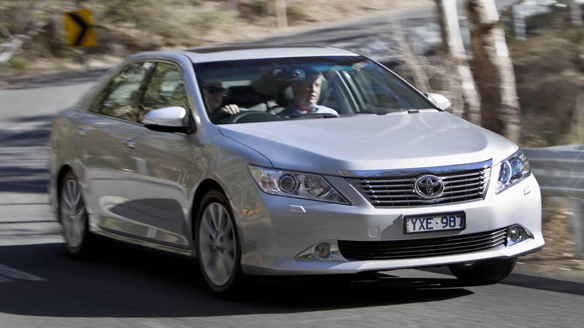 2012 Toyota Aurion Presara Review