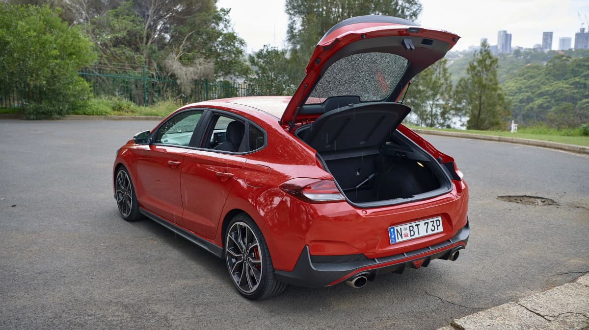 2019 Hyundai i30 Fastback N review-4