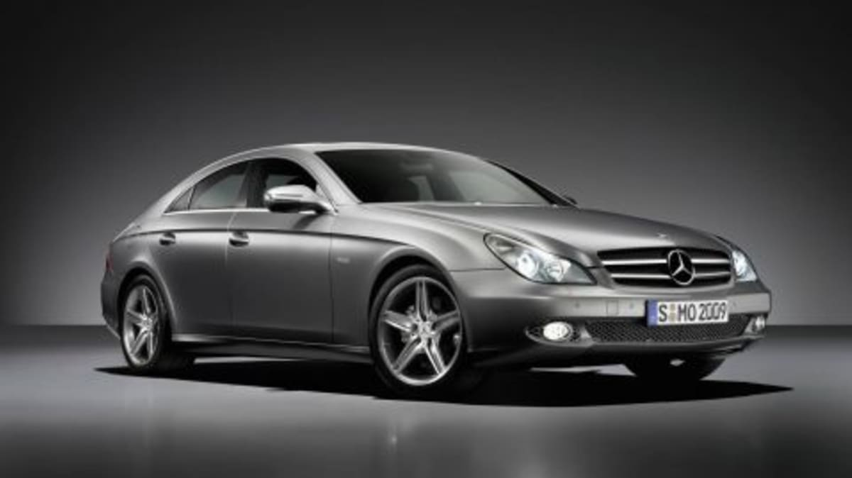 Mercedes-Benz Releases CLS Grand Edition
