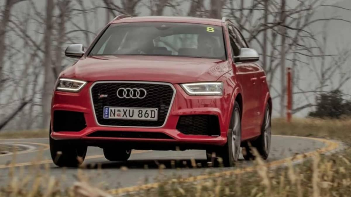 Audi RS Q3.