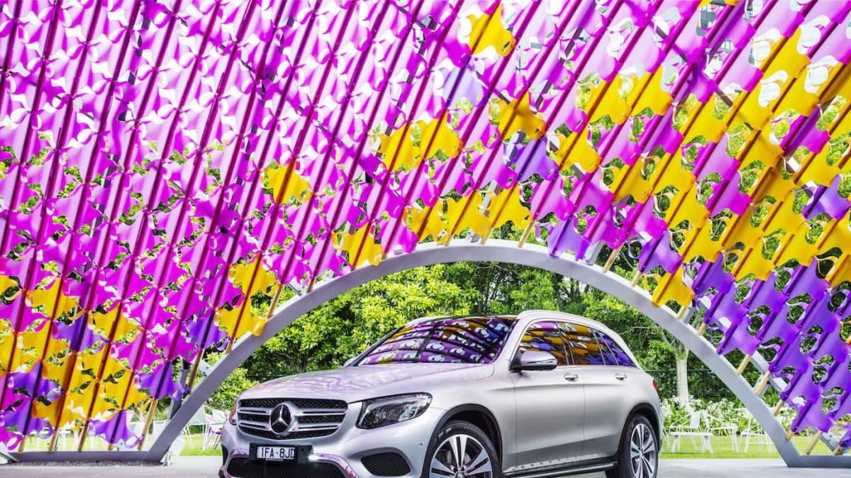 Mercedes-Benz Contracts Valmet To Build GLC SUV