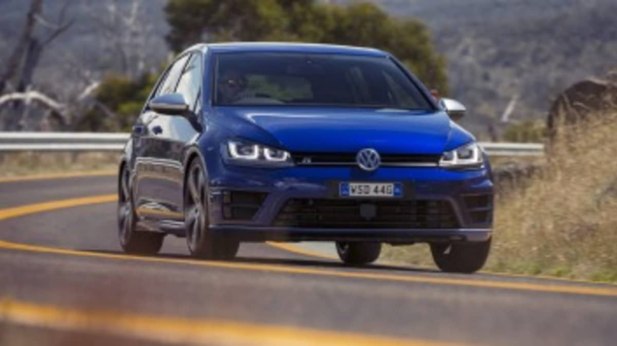 Volkswagen's emissions scandal has spread to petrol powered models such as the Golf R.