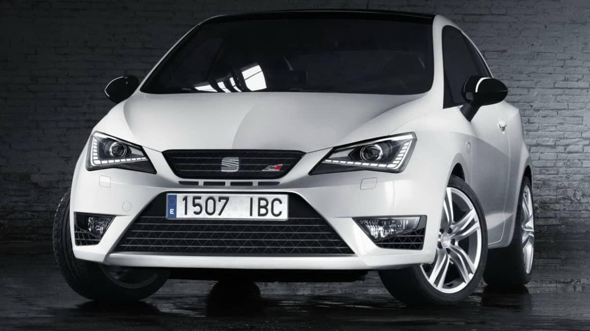 New Seat Ibiza Cupra Hits Europe