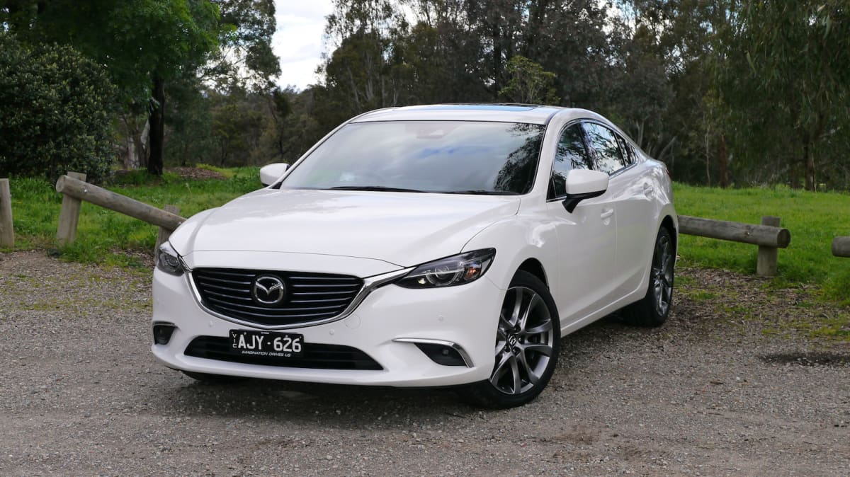 2017 Mazda6 Atenza REVIEW   A Freshened Flagship To Challenge Prestige Players
