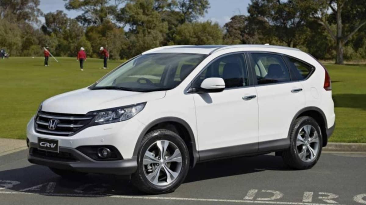 Honda CR-V VTi-L 4WD.