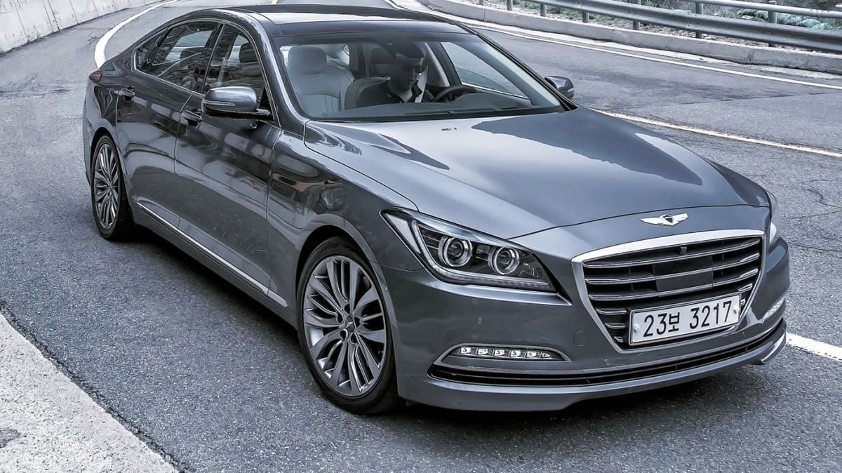 The Week That Was: Hyundai Genesis, Australian Motoring Festival, Ford Edge