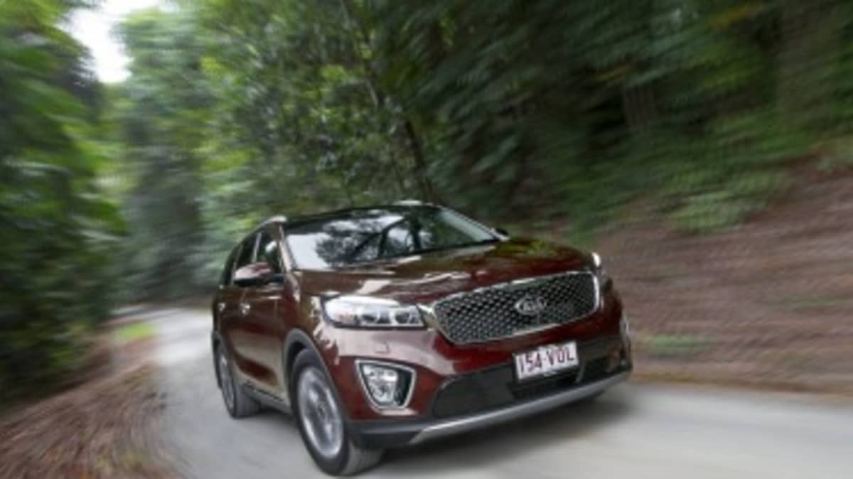What family SUV should I buy?