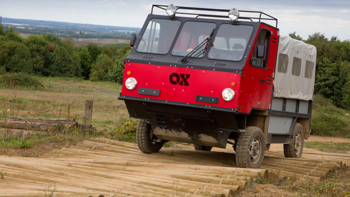 Gordon Murray Designed Flat Pack Truck Revealed For Emerging Markets