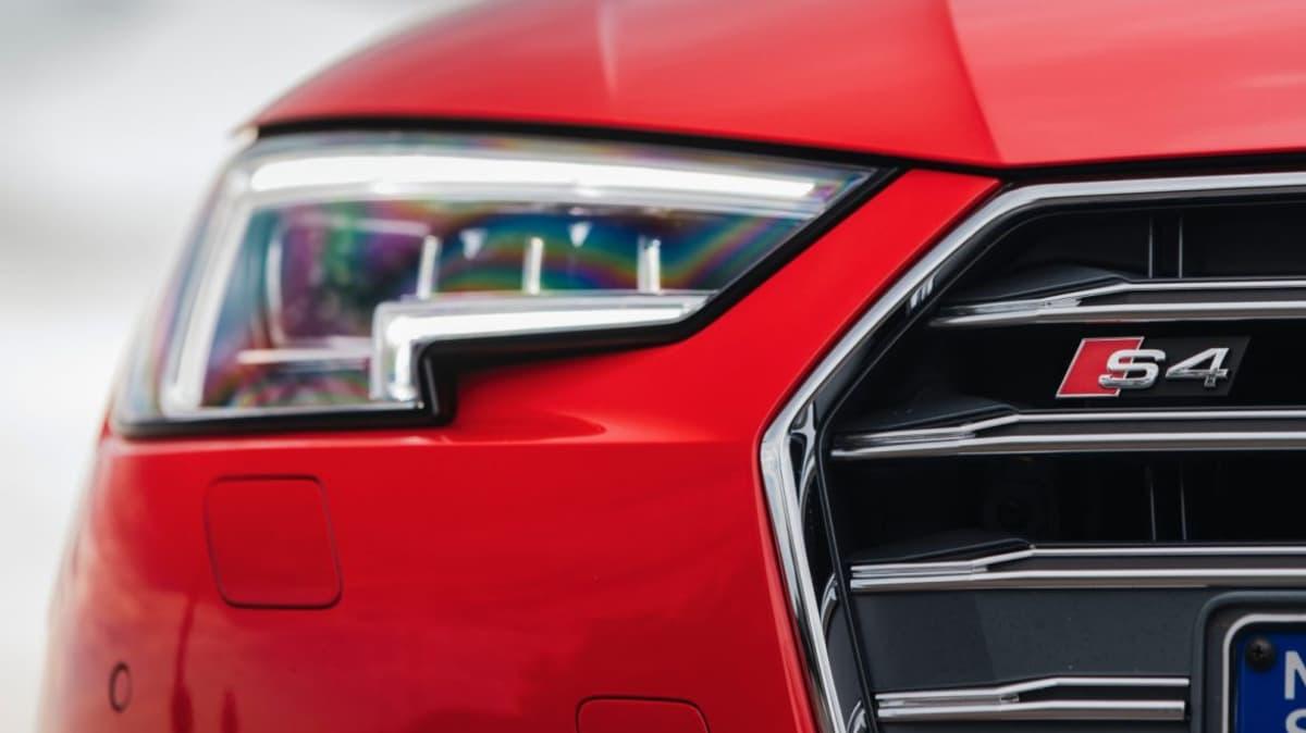 2017 Audi S4.