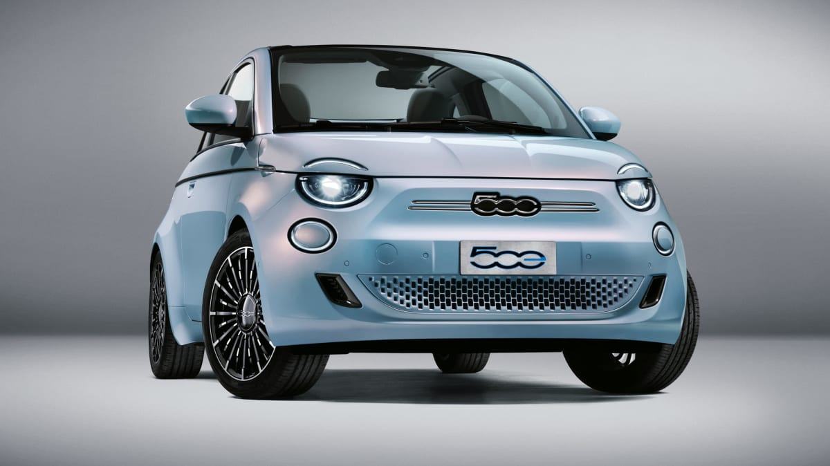 2021 Fiat 500 revealed