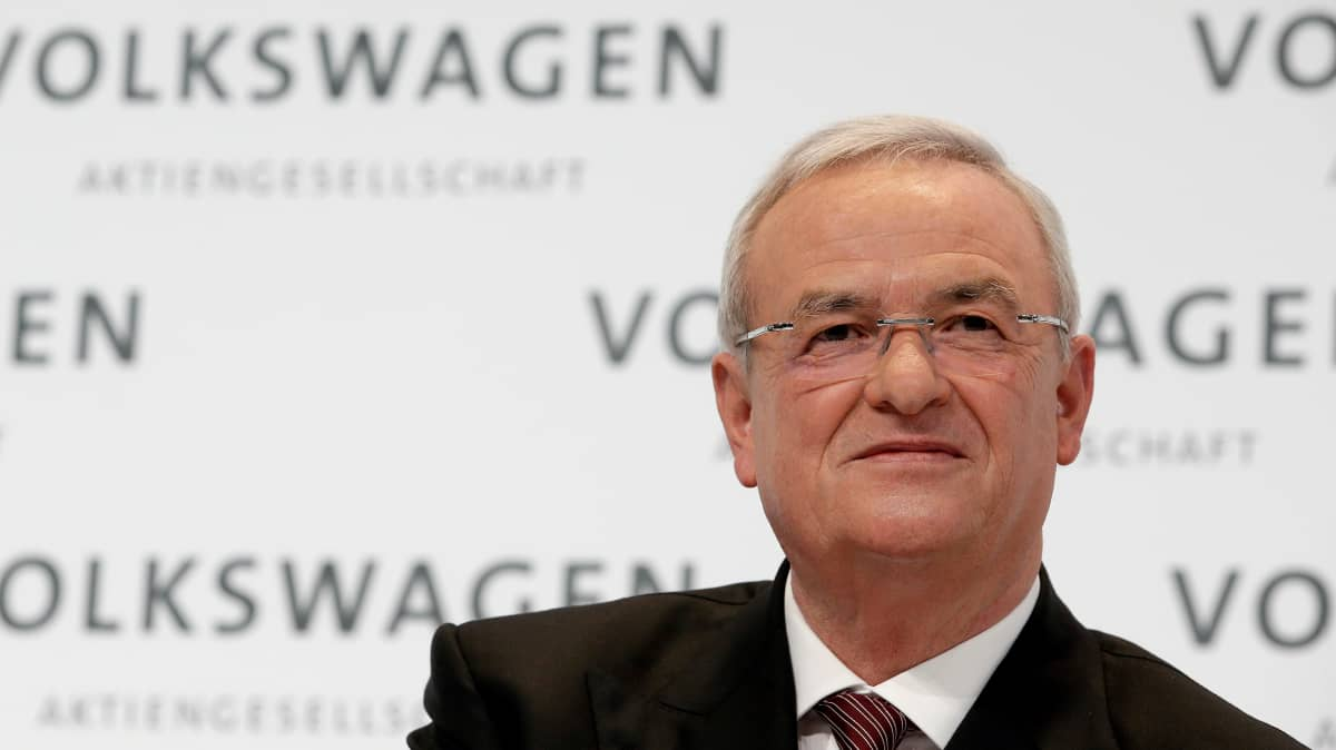 Volkswagen boss charged by US authorities