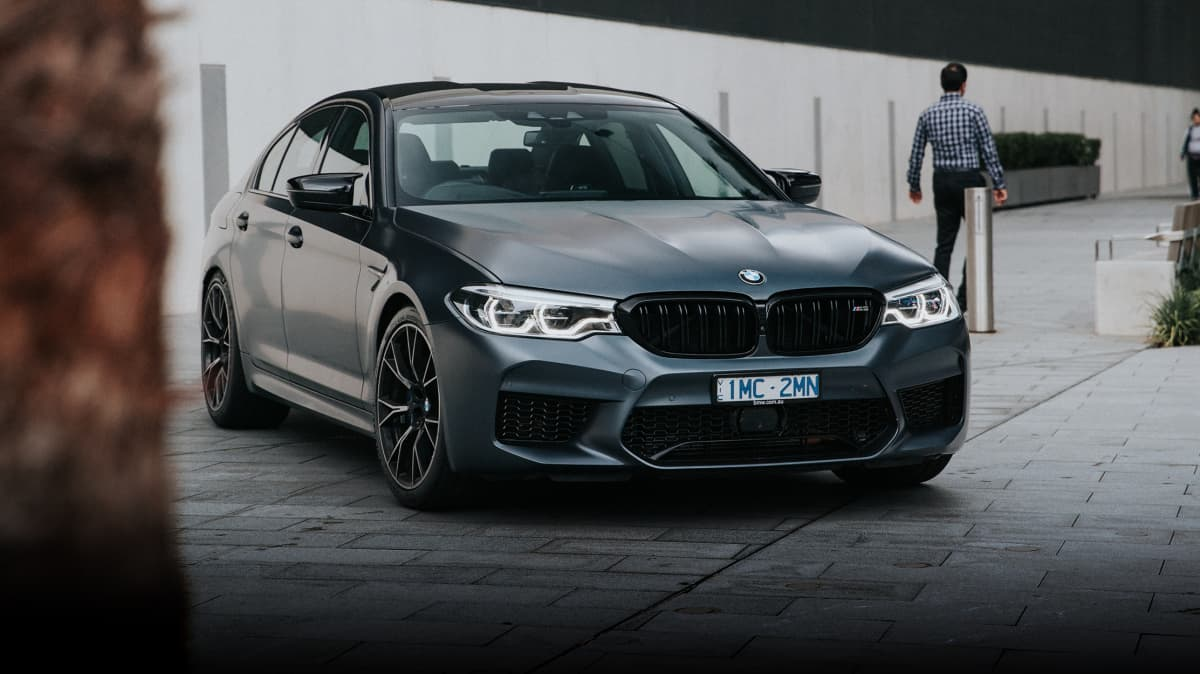 2019 BMW M5 Competition review