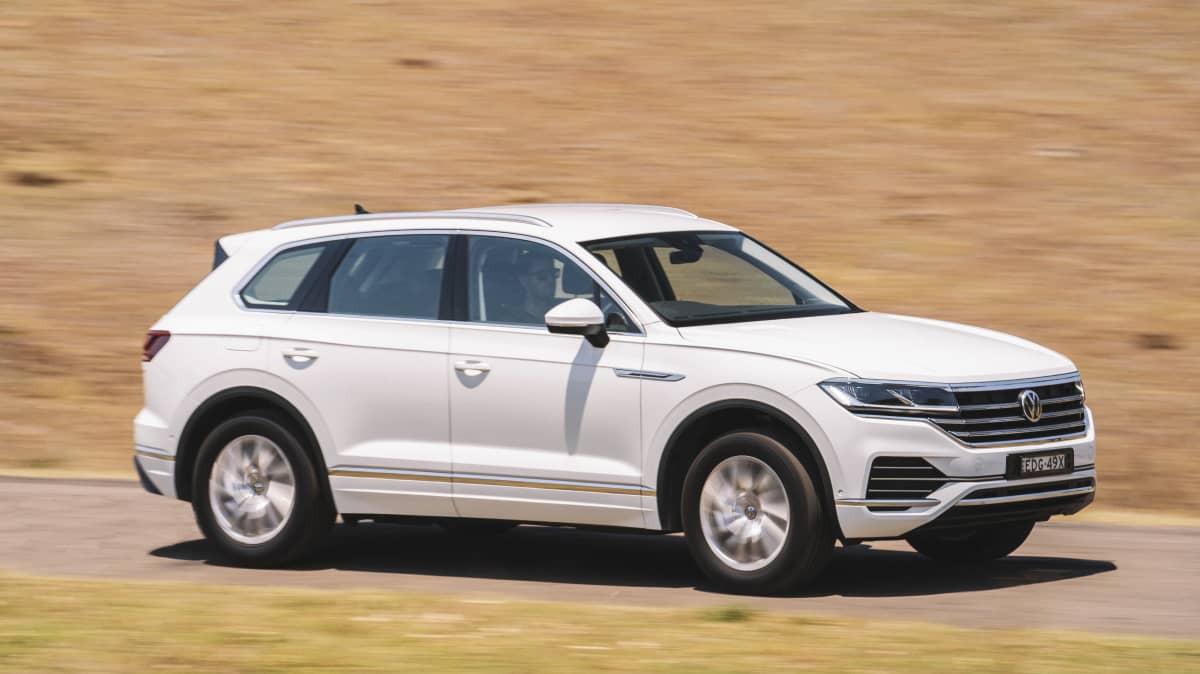 2020 Volkswagen Touareg 190TDI review