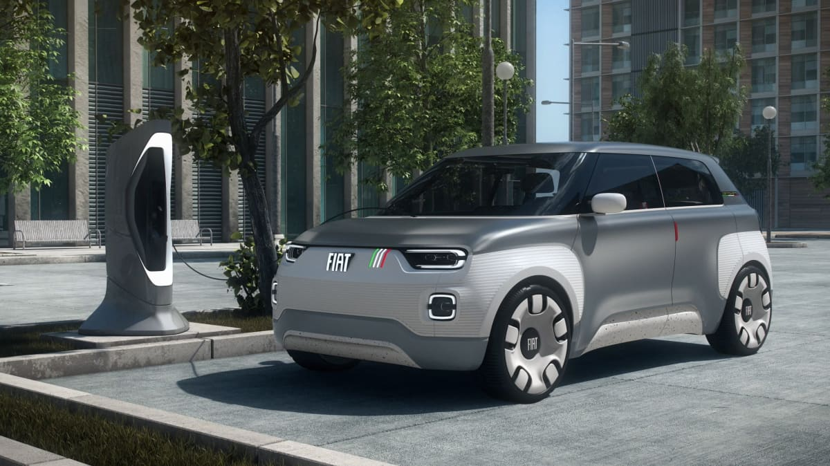 Fiat outlines its model plans beyond the 500