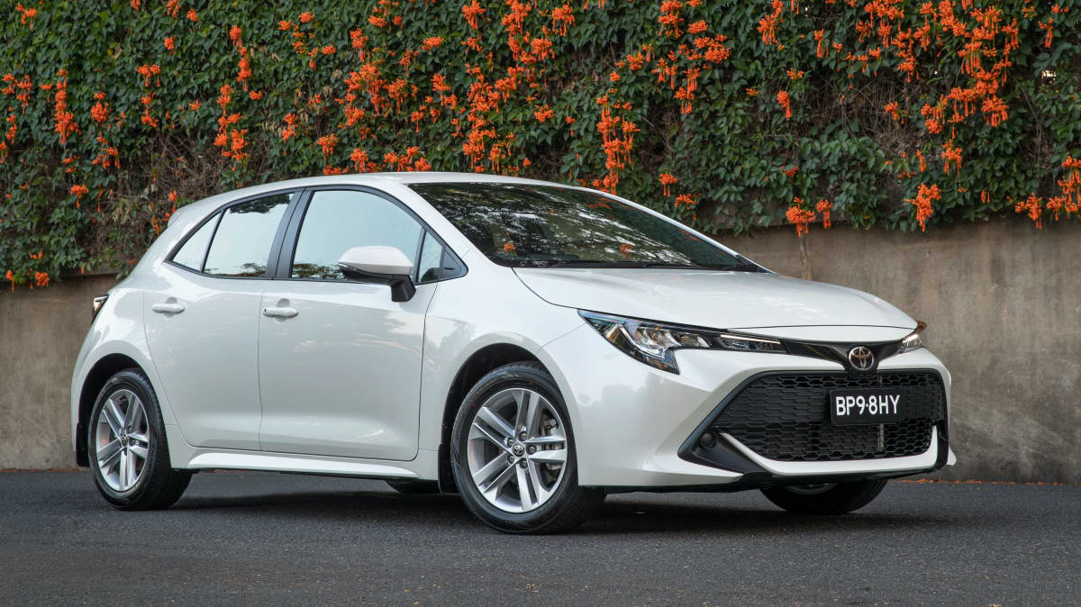 Toyota recalls 2020 Corolla hatch due to faulty reverse light wiring