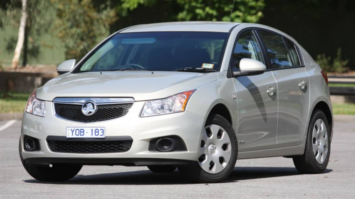 2012 Holden Cruze CD Hatchback 1.4 iTi Automatic Review