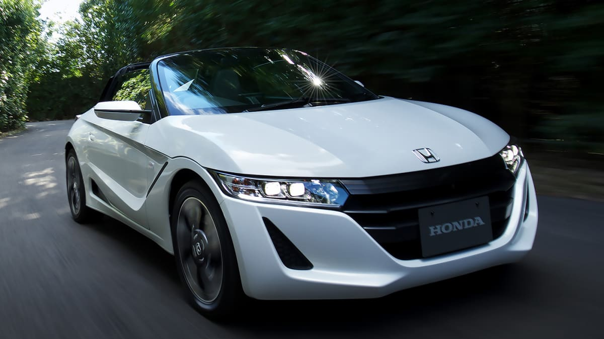 2016 Honda S660 Preview Drive - Cutely Cool, Unabashed Fun