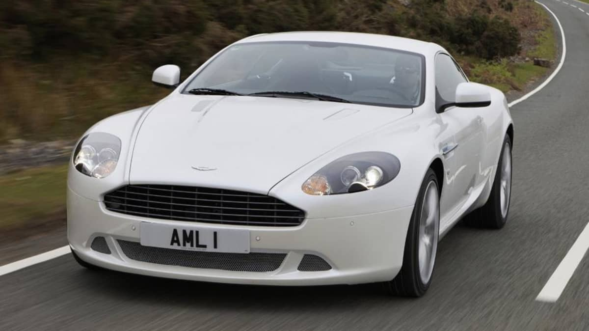 2011 Aston Martin DB9 Update Revealed