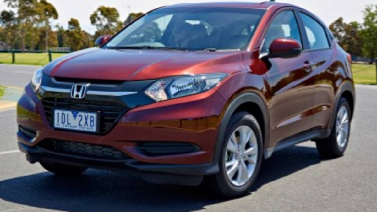 Road test: Honda joins the baby SUV craze with new HR-V