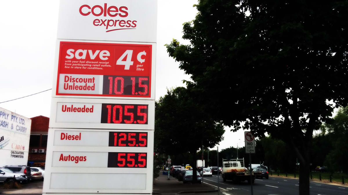 Diesel Drivers Ripped Off As Petrol Prices Plunge: RACV