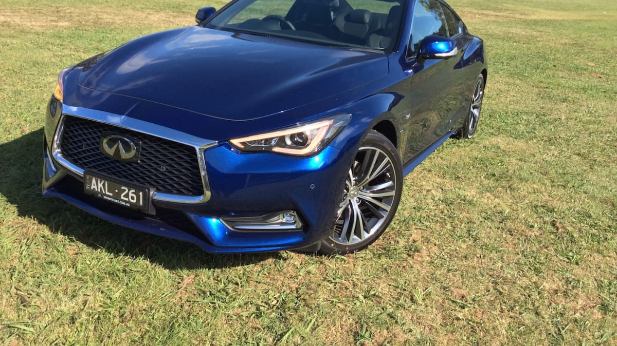 2017 Infiniti Q60 2.0t GT Review | Classy Coupe Infiniti Style... Sharply Priced And Well-Equipped
