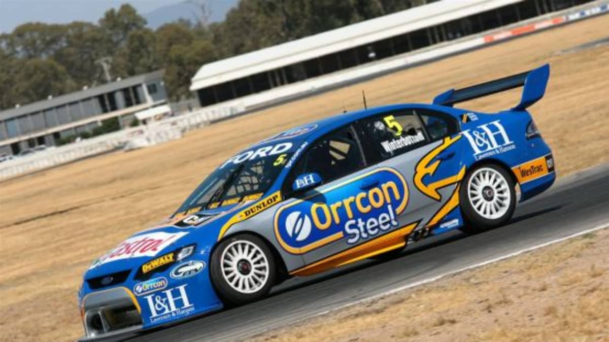 V8 Supercars: Winterbottom Believes Ford Can Break Duck In Hamilton