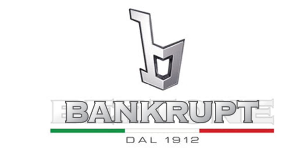 Bertone Bankrupt: Search For Saviour Ends, But Name To Live On In Milan