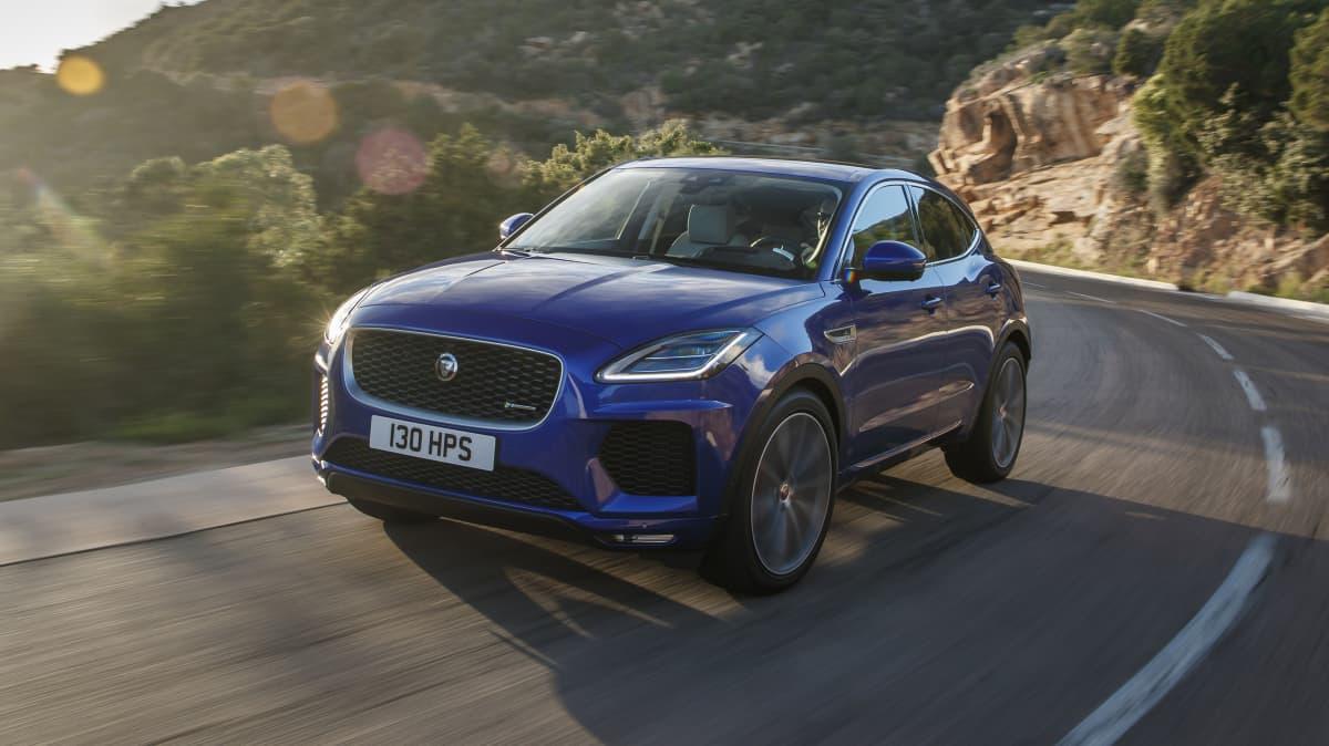 Jaguar expands E-Pace range