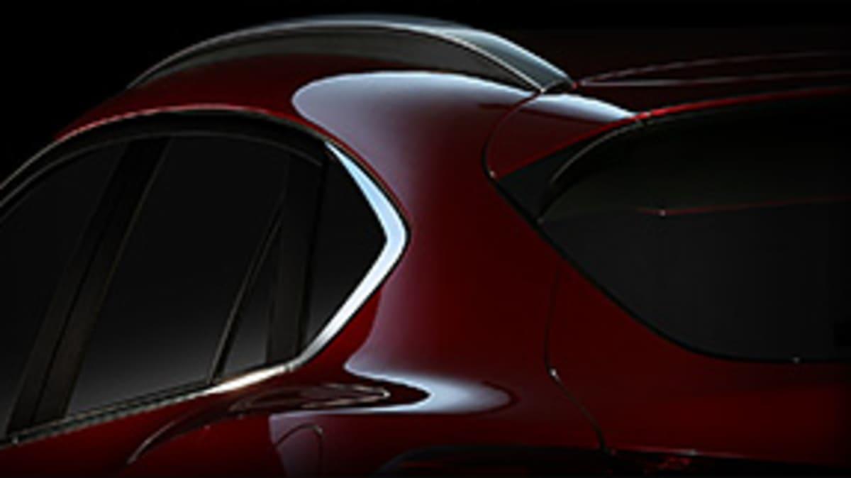 Mazda CX-4 Crossover Confirmed For Beijing Motor Show